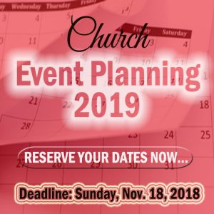 Sunday Worship Service @ EBNJ Church / Online: Youtube & Facebook