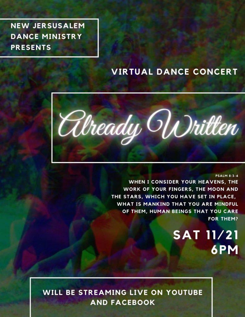 8th Annual Dance Concert